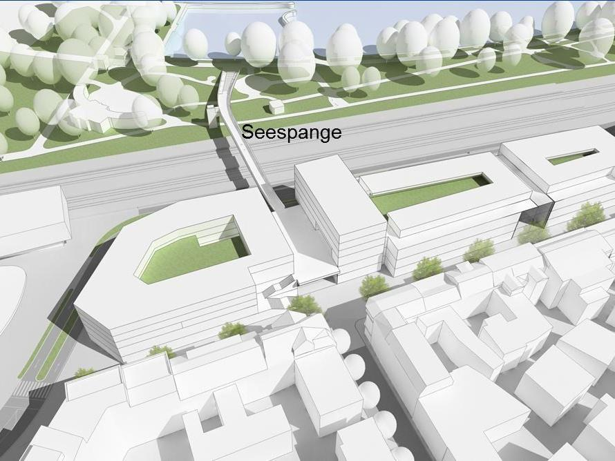 In der entscheidenden Phase ist die Einreichplanung der Seestadt Bregenz.