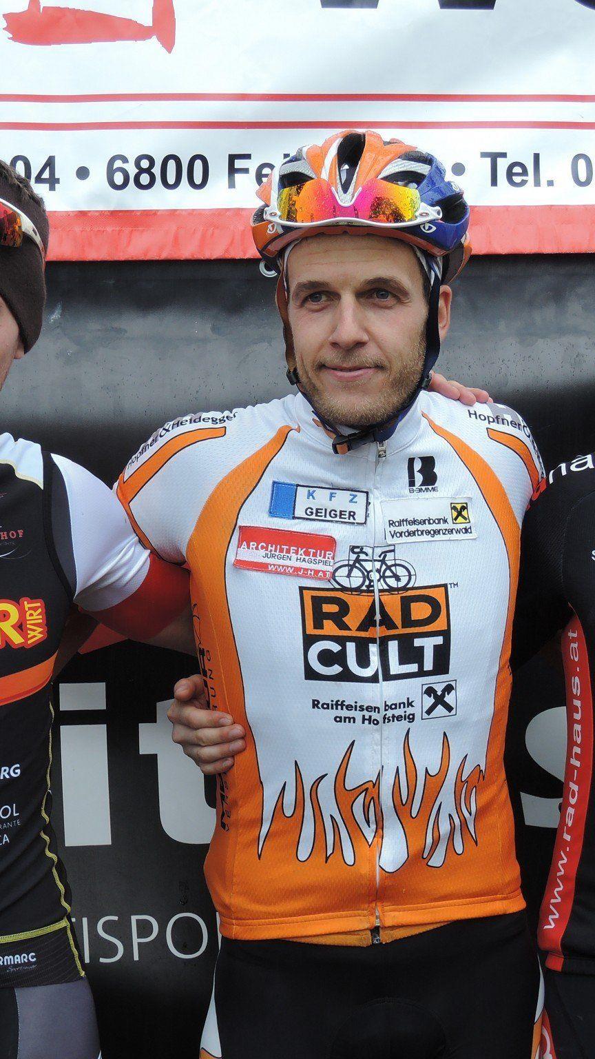 Gerd Hagspiel rast mit neuem Streckenrekord zum Sieg bei der achten Gapfohl Trophy in Laterns.