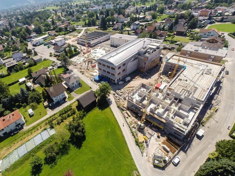 """""""In der Wirke"""": Baustelle beim ehemaligen Wolff-Areal"""