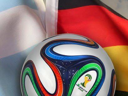 Stimmen Sie für Ihren Favoriten im WM-Finale ab.