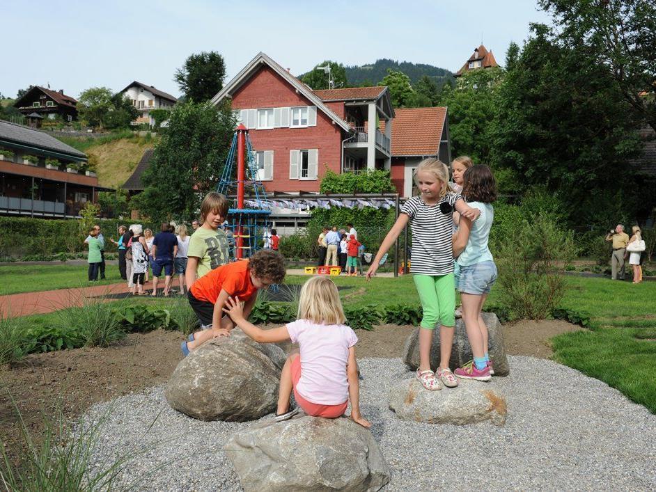 Der Wohngebietspark gilt als positives Beispiel einer Bürgerbeteiligung an städtischen Projekten.