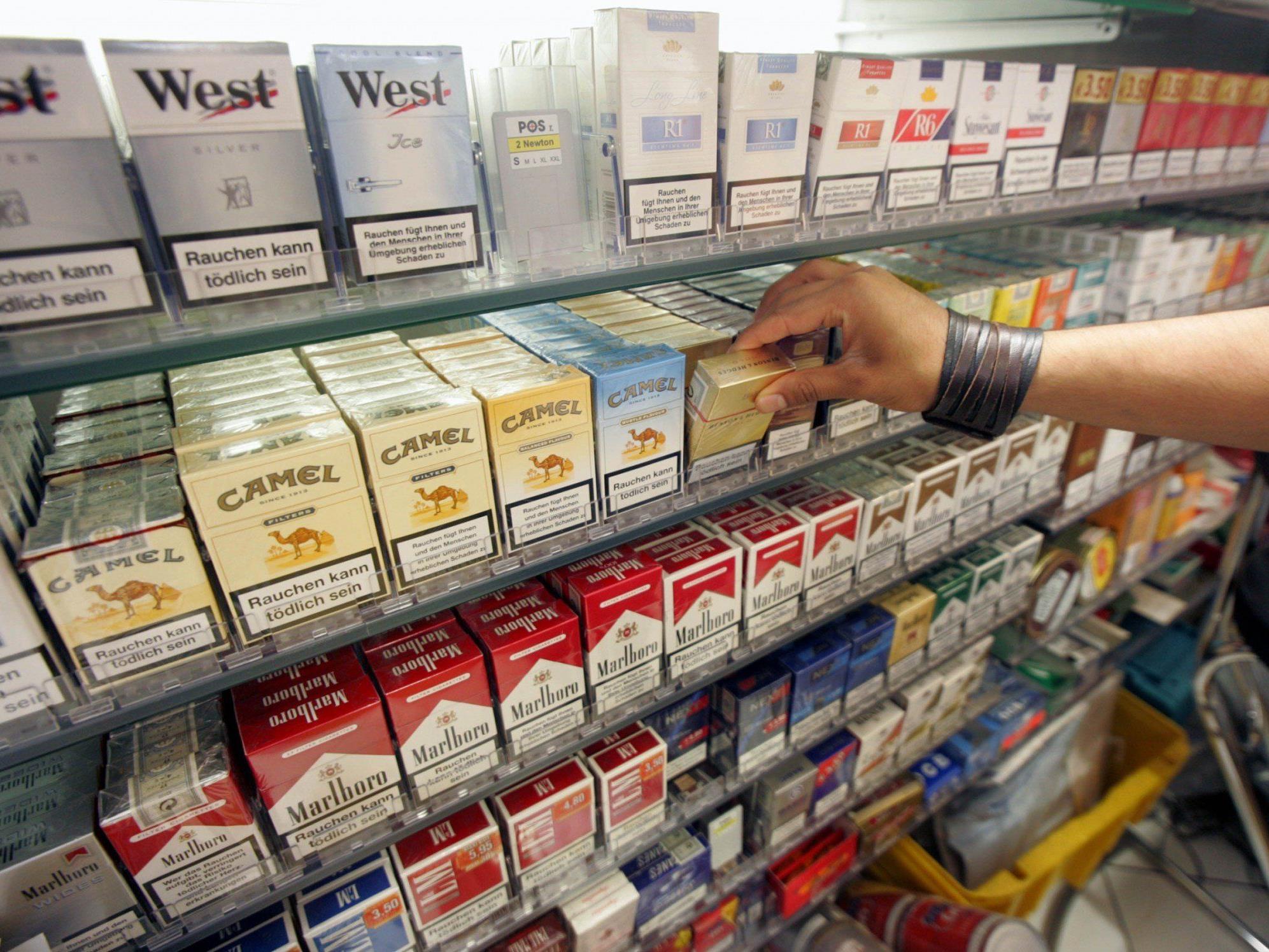 Die Tabaksteuer steigt. Ziehen da die Hersteller nicht mit, bleiben den Trafikanten kaum Erträge.