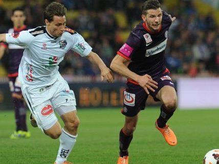 Austria geht beim WAC auf ersten BL-Saisonsieg los.