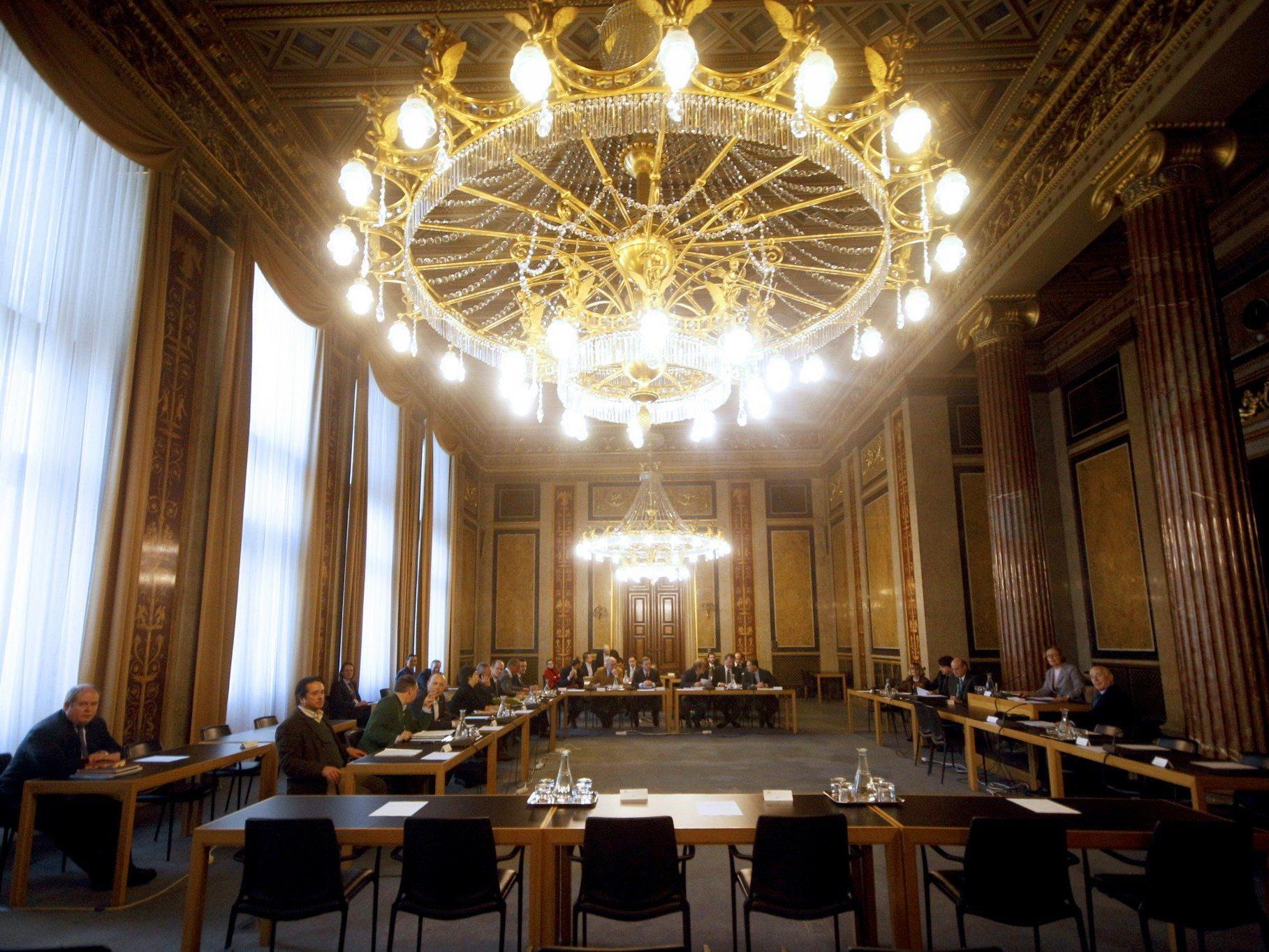 U-Ausschuss als Minderheitsrecht: Gemeinsame Punktation von Koalition, FPÖ, Grünen und NEOS