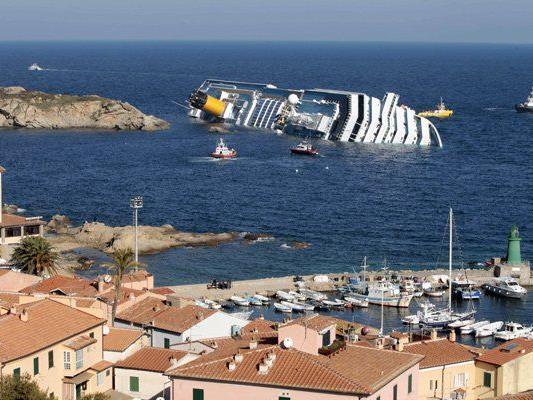 Giglio wird einige Tage von der Welt abgeschnitten sein - Belastung für Tourismus