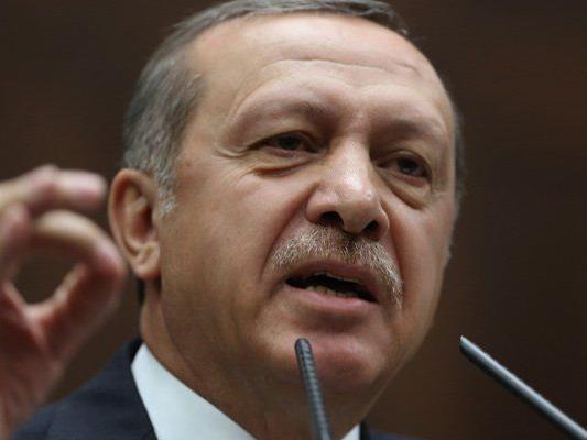 Erdogan ist nun offizieller Kandidat bei der Präsidentenwahl