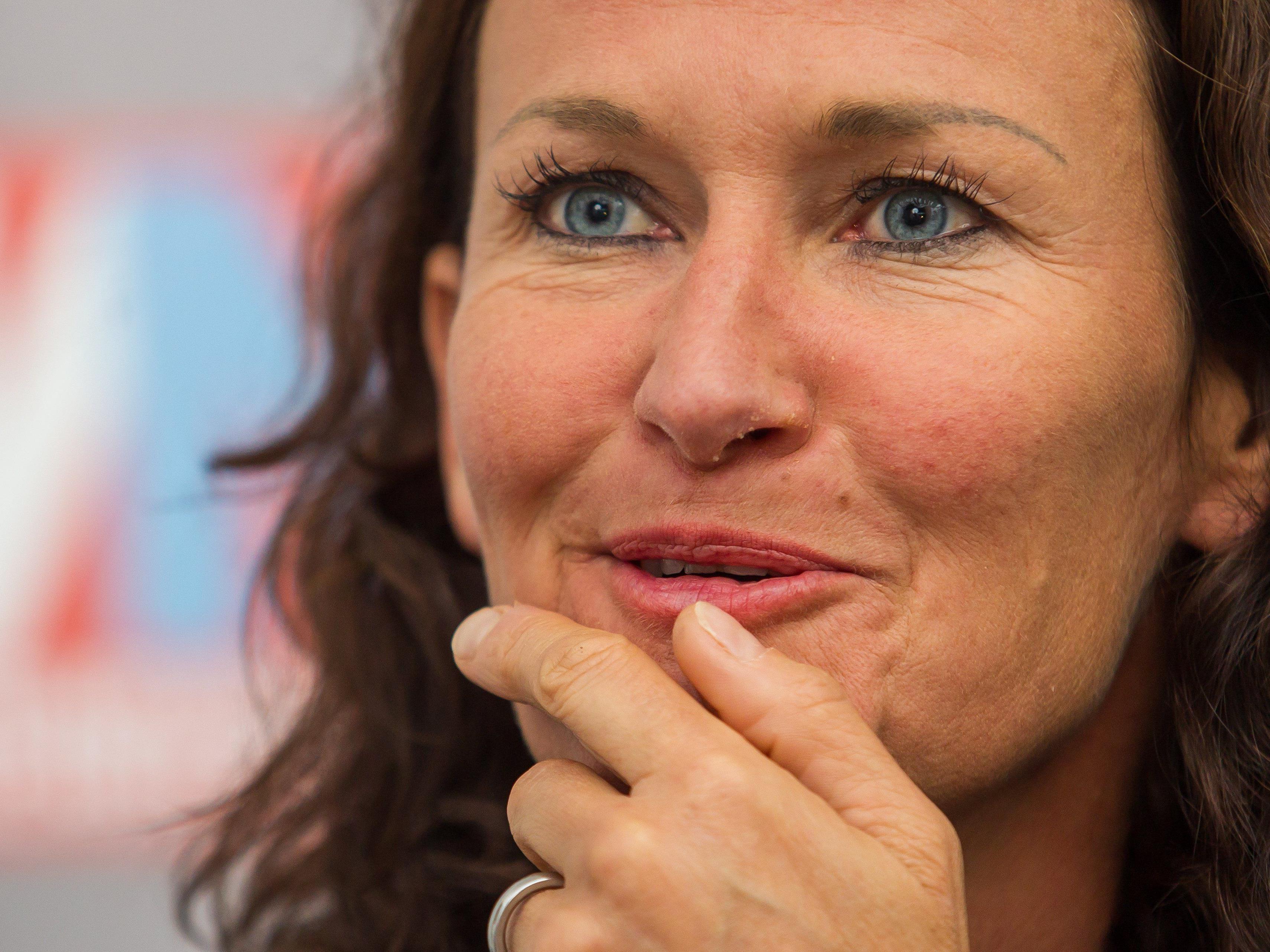 Grünen-Chefin Eva Glawischnig.