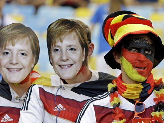Das Finale der Fußball-Weltmeisterschaft 2014 wird mit Spannung erwartet.