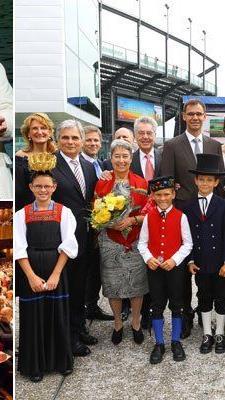 Bregenz feiert 69. Festspielauftakt.