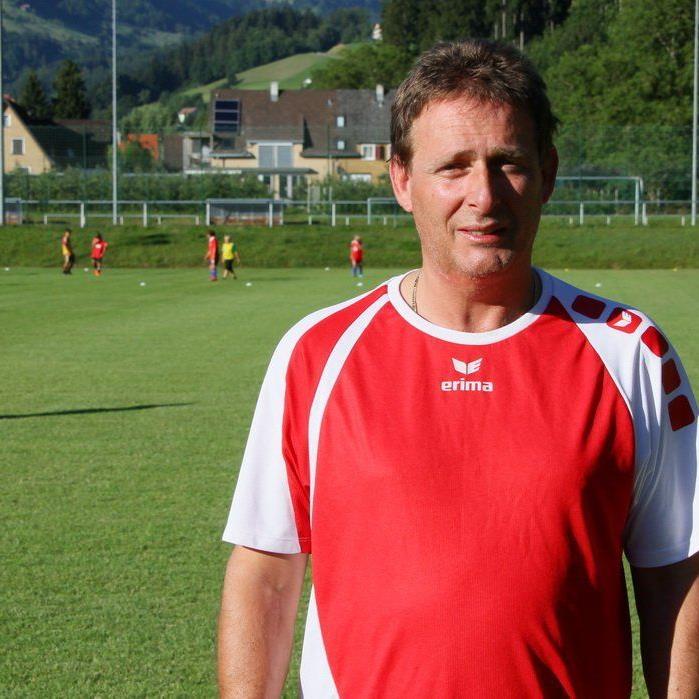 Rankweil-Sportchef Frank Flatz schenkt Neocoach Tony Porges das Vertrauen.