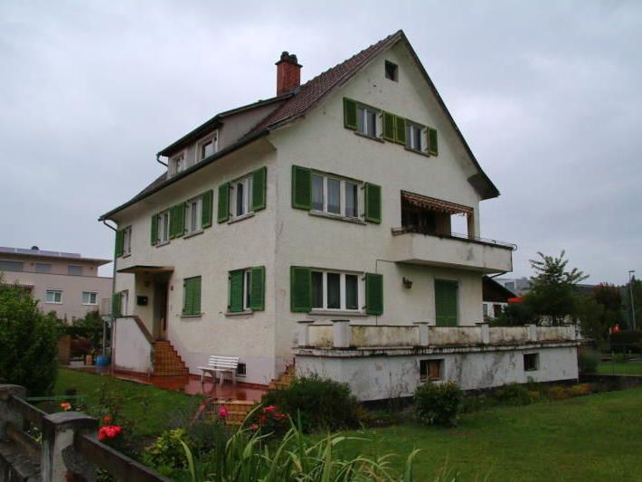 Bei diesem Haus in Gaißau geschah die schreckliche Tat.