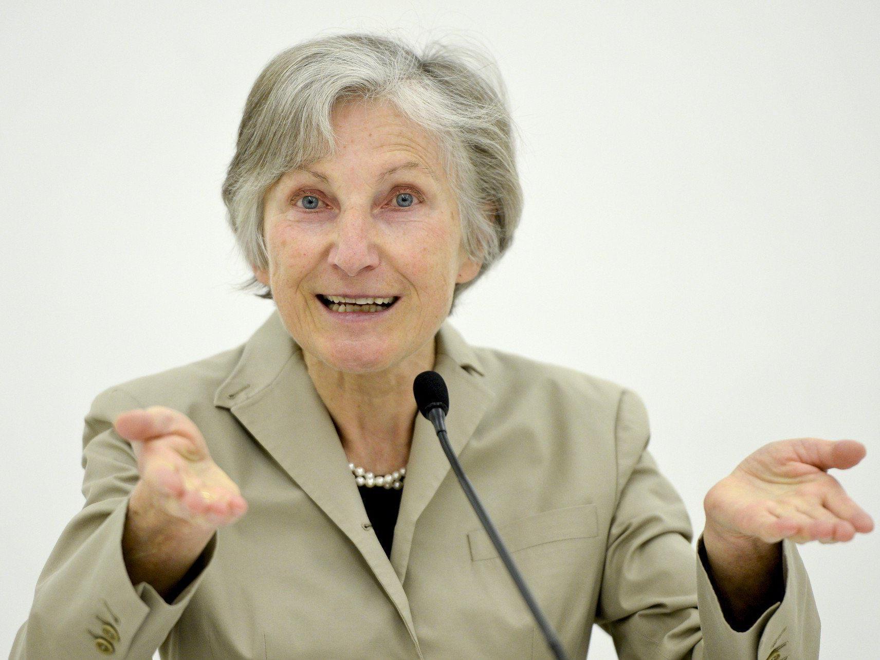 Soll bis Jahresende mit ihrer Kommission die Causa Hypo Alpe Adria aufrollen: Irmgard Griss.