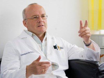 Primar Reinhard Haller.