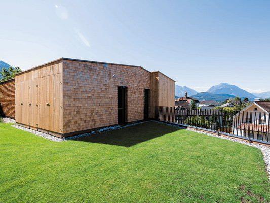 Das klassische Einfamilienhaus lässt Mehrfachnutzungen zu.