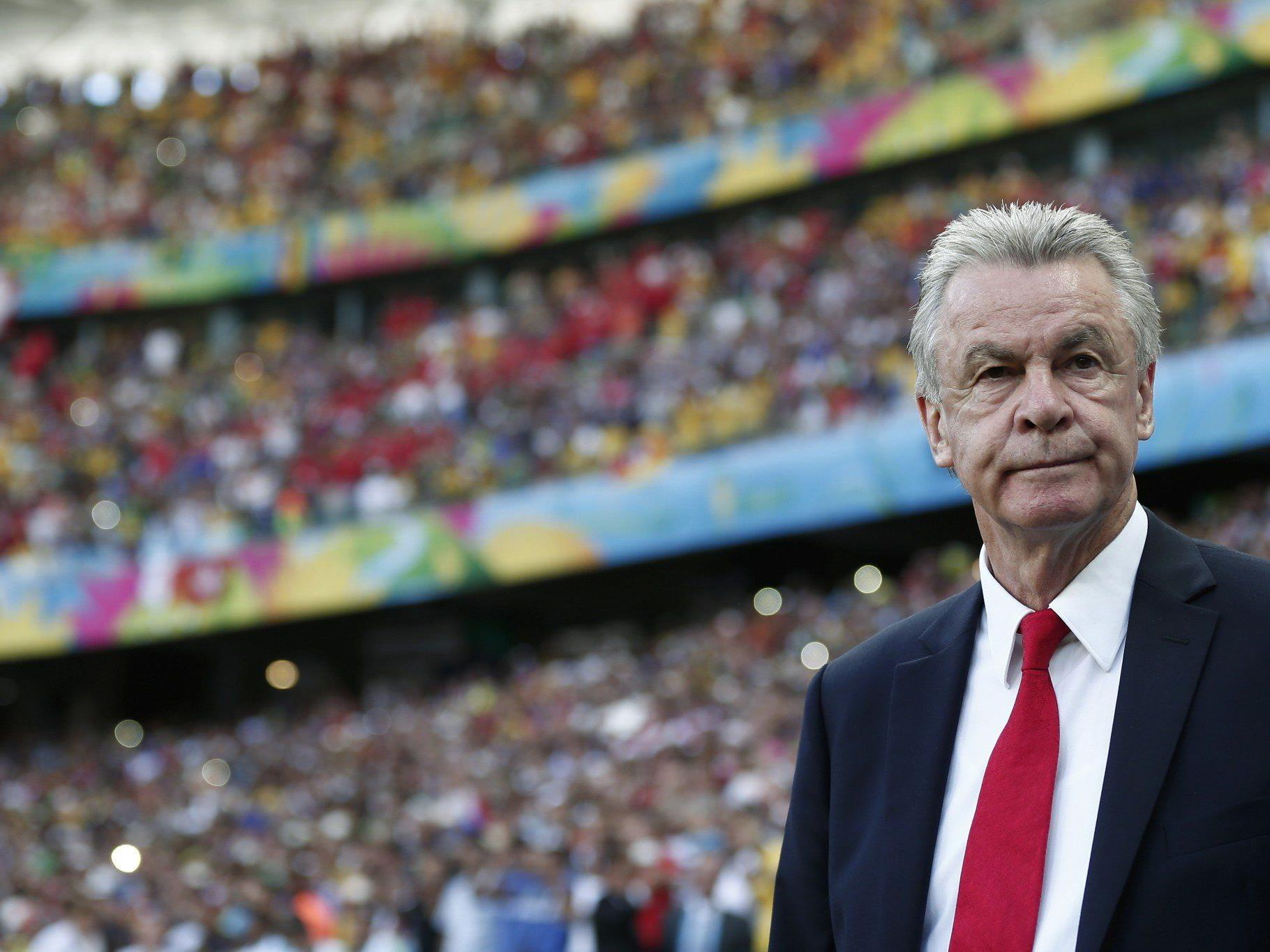 Ein großer Trainer verlässt das Feld: Es war ein bitteres WM-Aus für die Schweiz und ein bitterer Abschied für Ottmar Hitzfeld.
