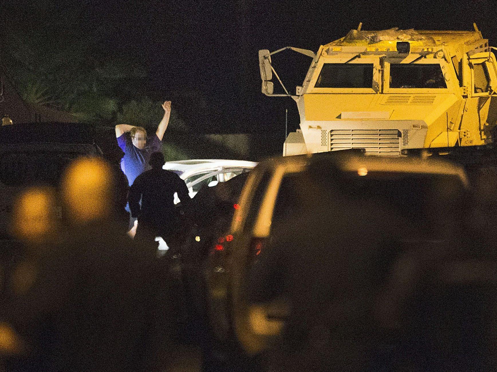 Familientragödie in Houston/ Texas: Mann tötet sechs Menschen, darunter seine vier Kinder.