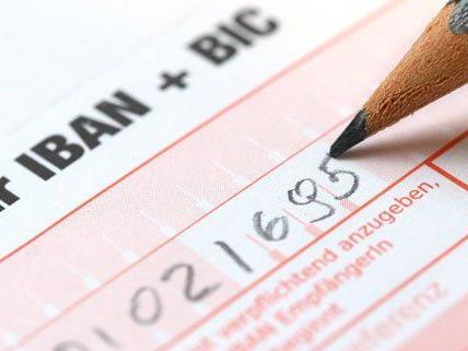 Ab dem 1. August 2014 gelten nur mehr die neuen Kontonummern.