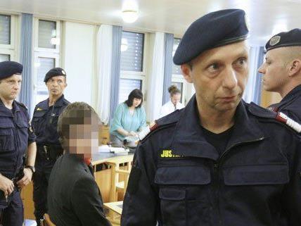 Der deutsche Student Josef S. muss sich in Wien vor Gericht verantworten.