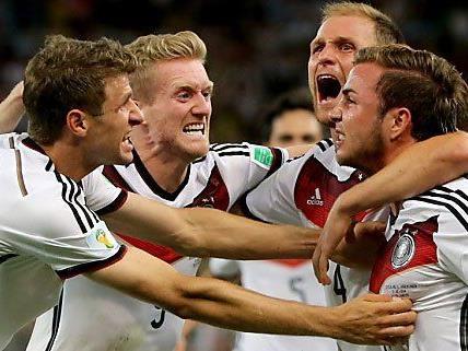 Deutschland Ist Fussball Weltmeister Die Besten Reaktionen