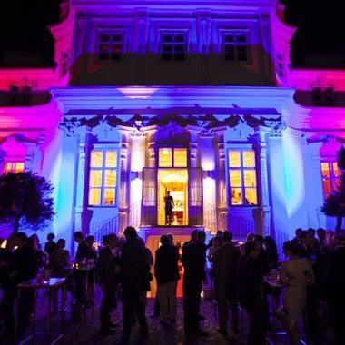 Große Gala zur Vorauswahl der Emmy Awards in Wien.