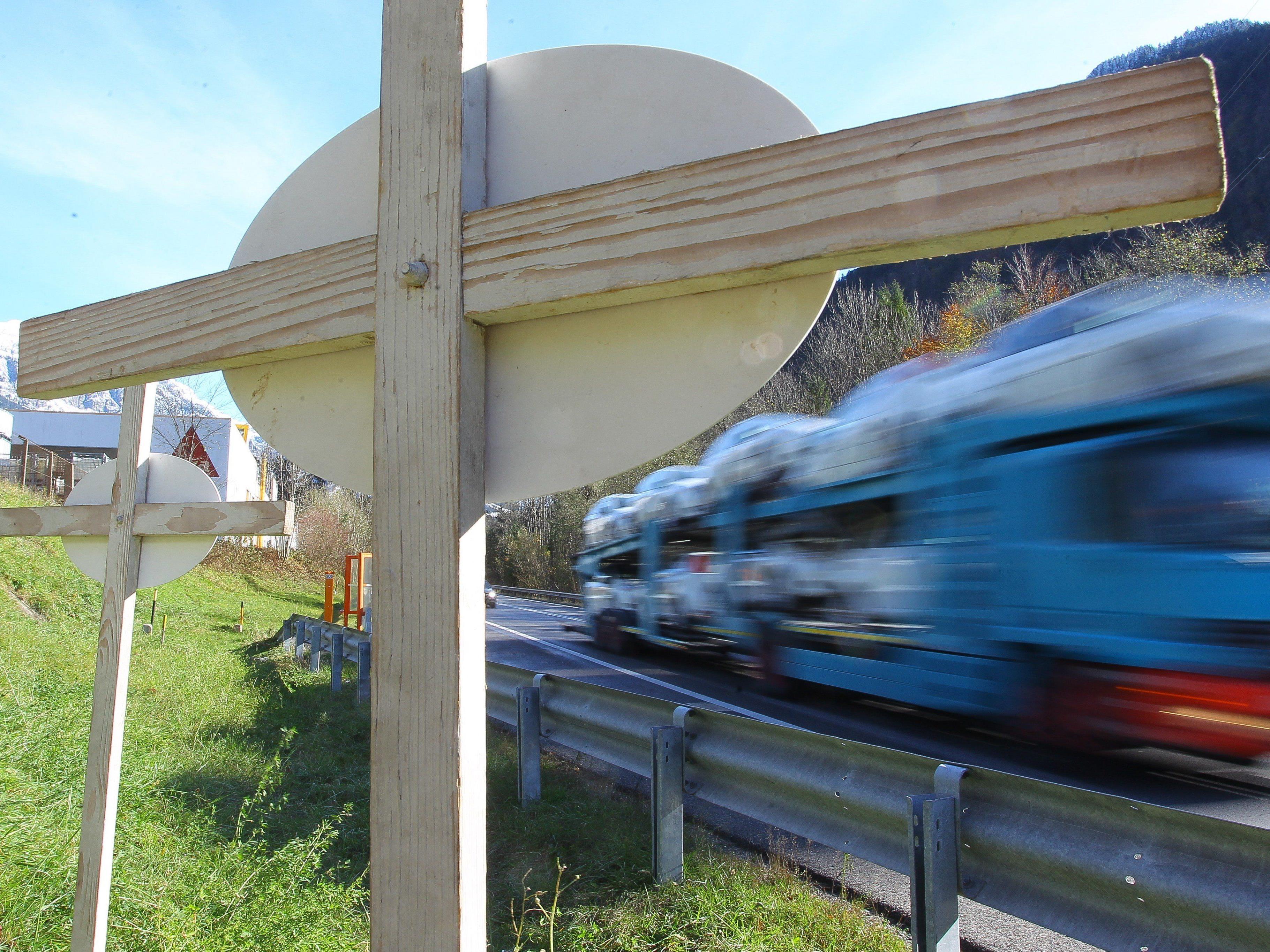 Zahl der tödlichen Verkehrsunfälle in Vorarlberg gesunken.