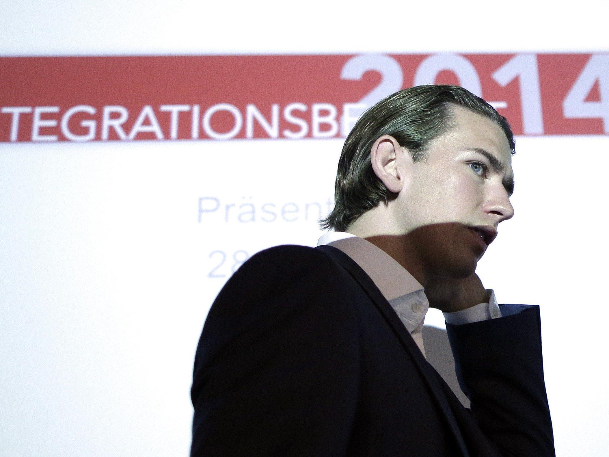 Kritik am Vorschlag von Sebastian Kurz kommt aus Vorarlberg.