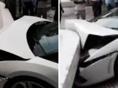 Hotel-Angestellter verursachte in Indien beim Umparken 250.000 Euro Schaden