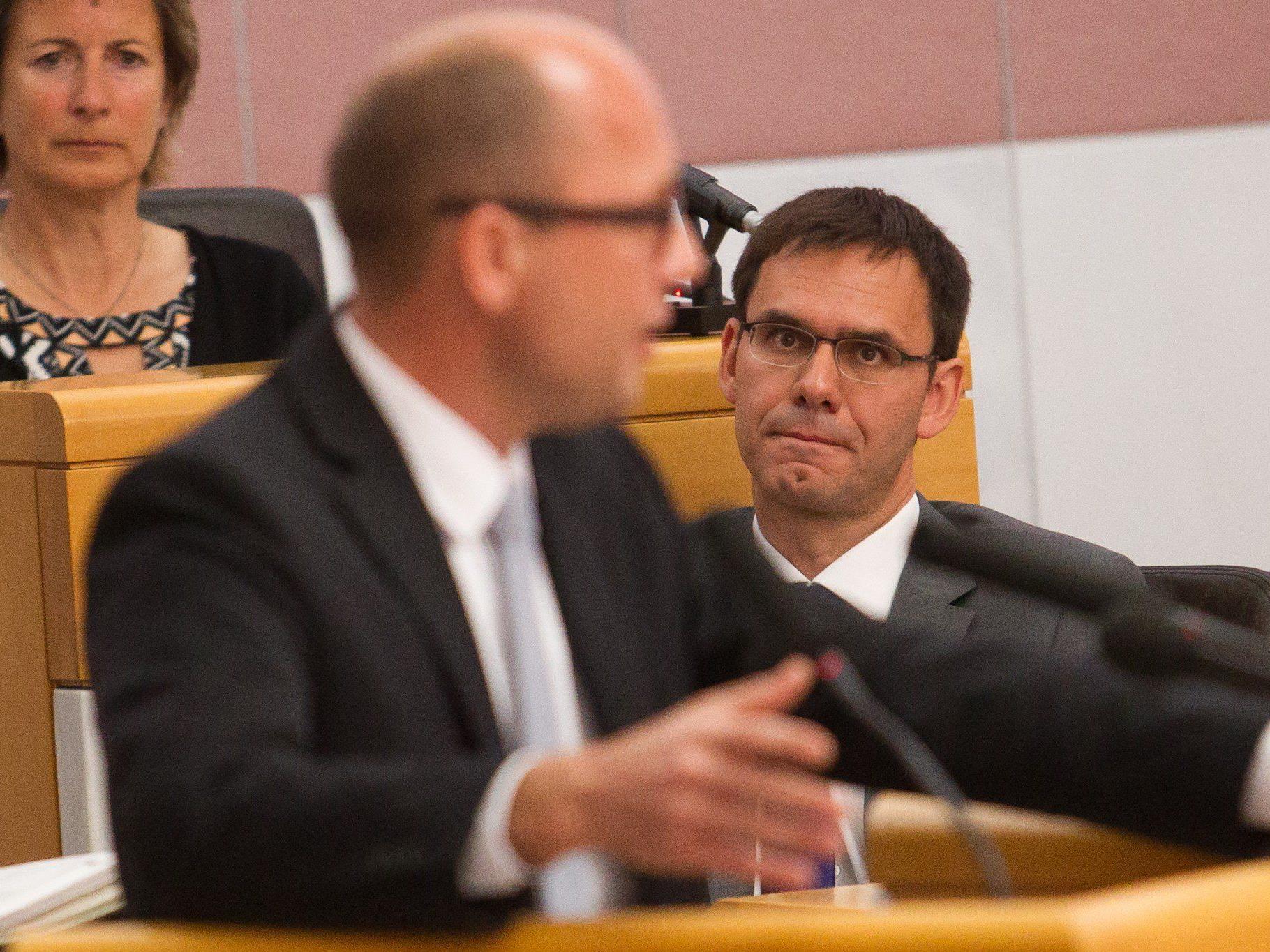 Opposition warf ÖVP Untätigkeit vor - Potenzieller Abgeordneten-Nachwuchs auf den Zuschauerbänken.