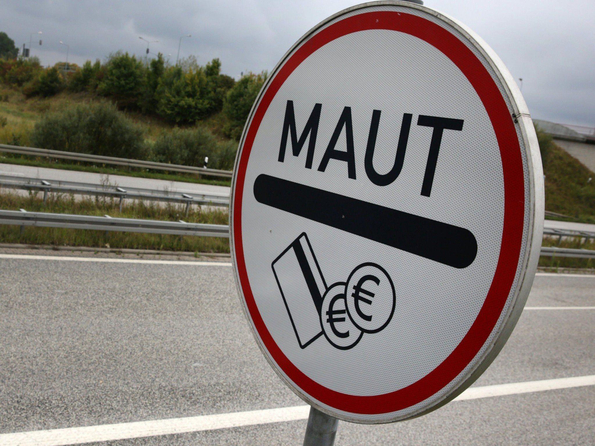 Deutsche Pkw-Maut als Infrastrukturabgabe für Ausländer