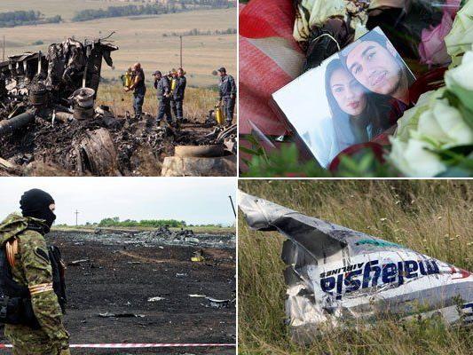 Vermutlich 298 Menschen ließen ihr Leben beim Absturz der MH17 in der Ostukraine.