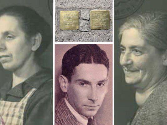 Viele Mitglieder der jüdischen Gemeinde waren nicht vom Glück verfolgt.