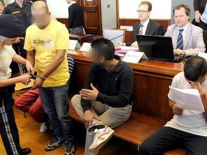 Der Schlepper-Prozess in Wiener Neustadt zieht sich seit März.