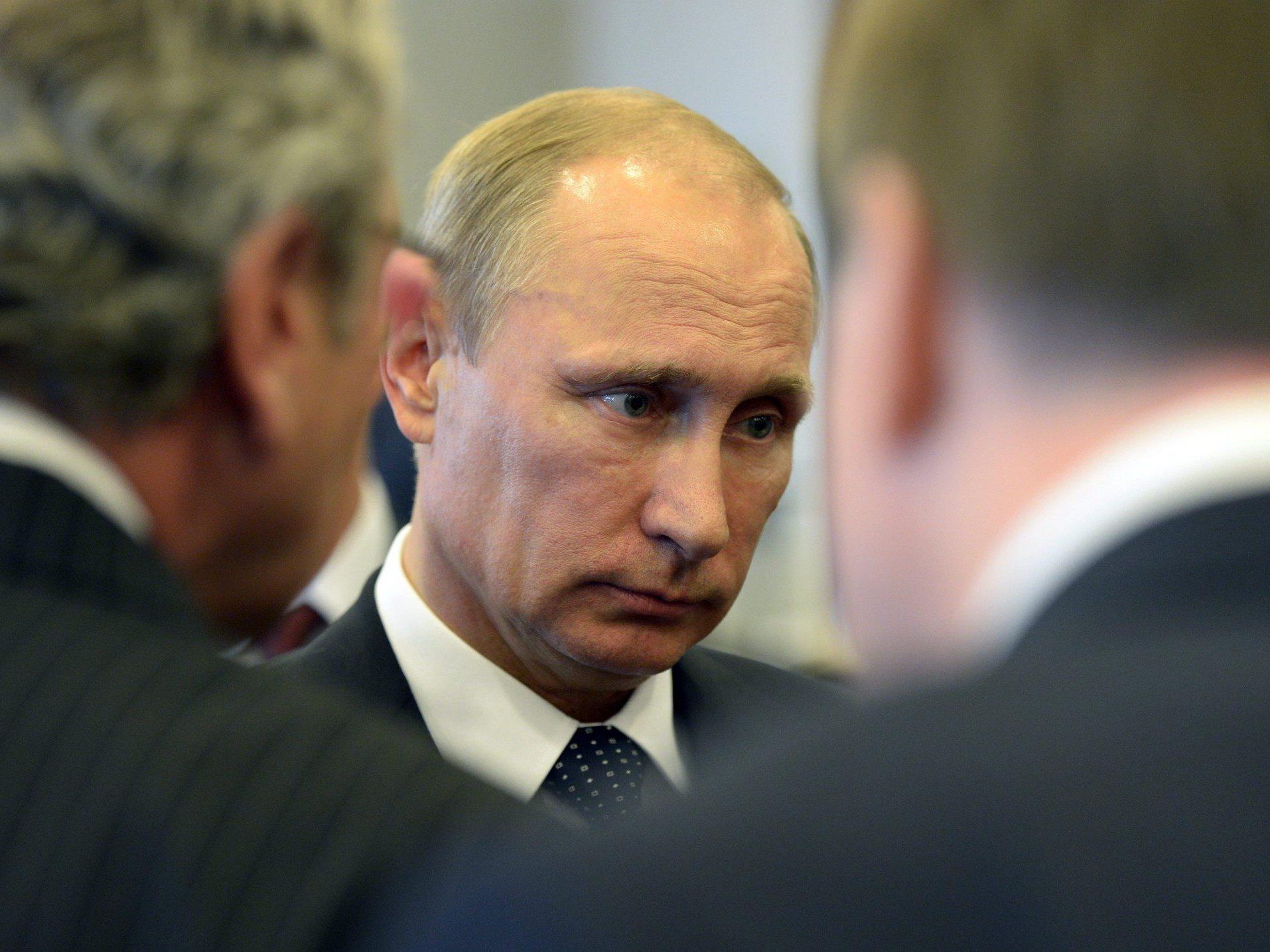 Schärfere Sanktionen gegen Russland - Putin: Negative Folgen für amerikanische Unternehmen