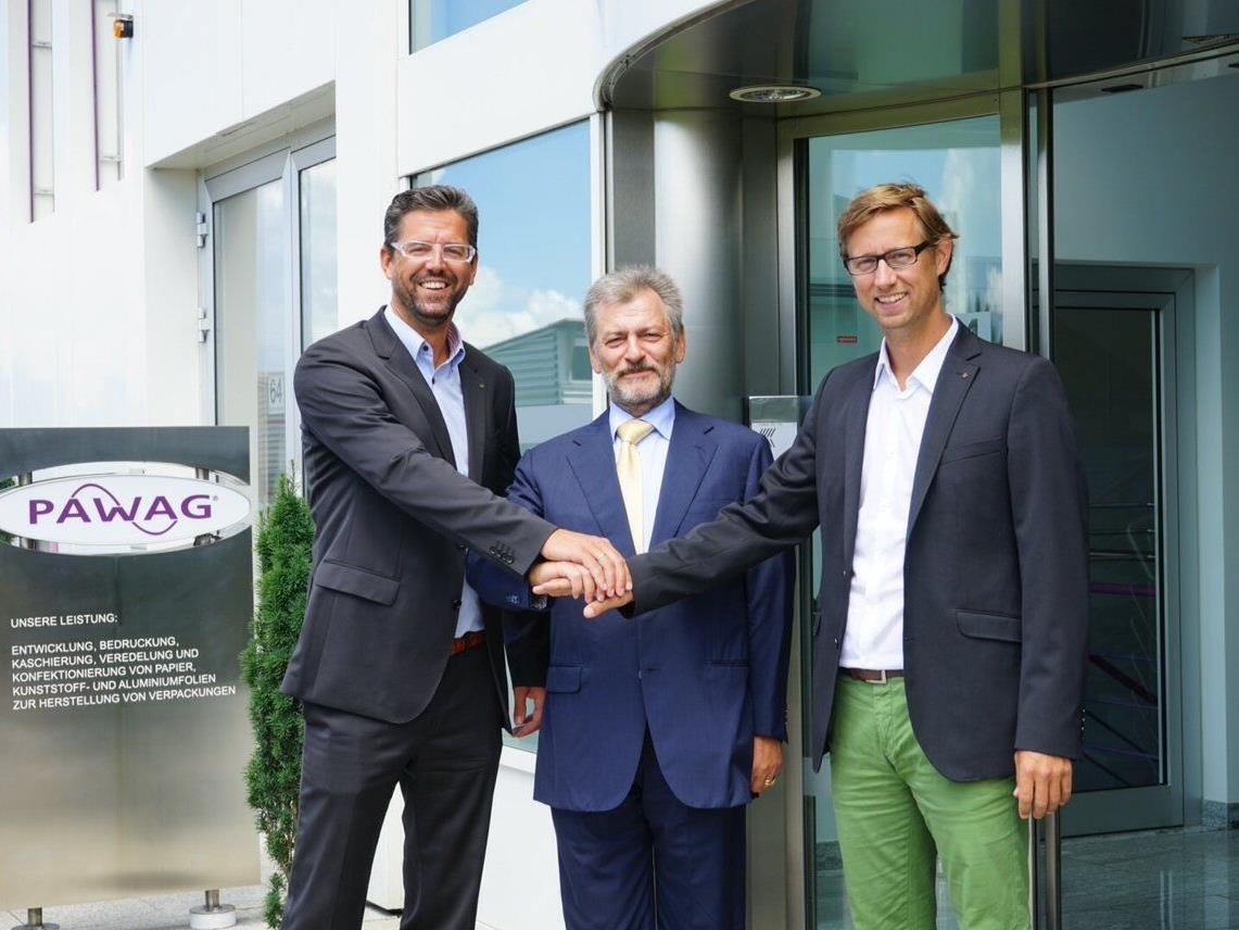 V.l.n.r.: Stephan Ratt, Edgar Ittensohn und Matthias Ratt.