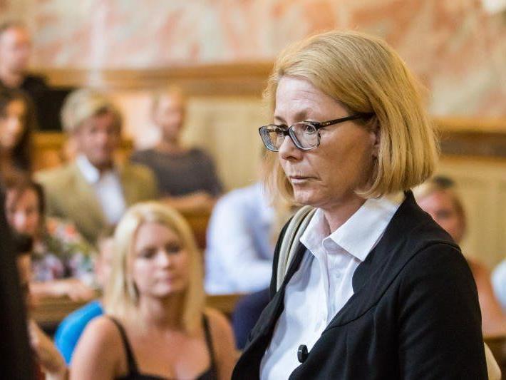 Die Strafe für Kornelia Ratz wurde leicht angehoben