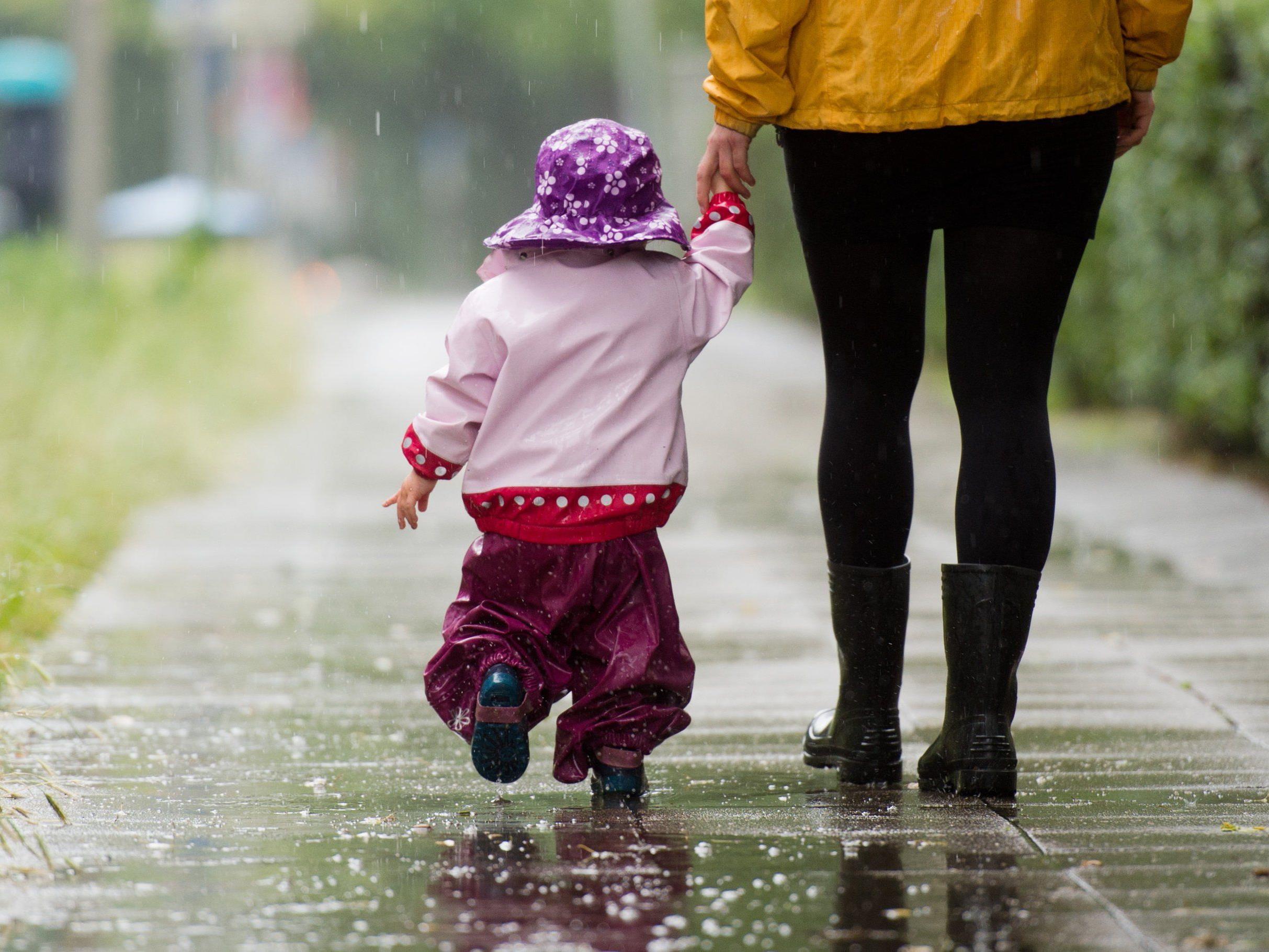 Sommermonat Juli bricht in Sachen Regenmenge Rekorde - zumindest in Fraxern.