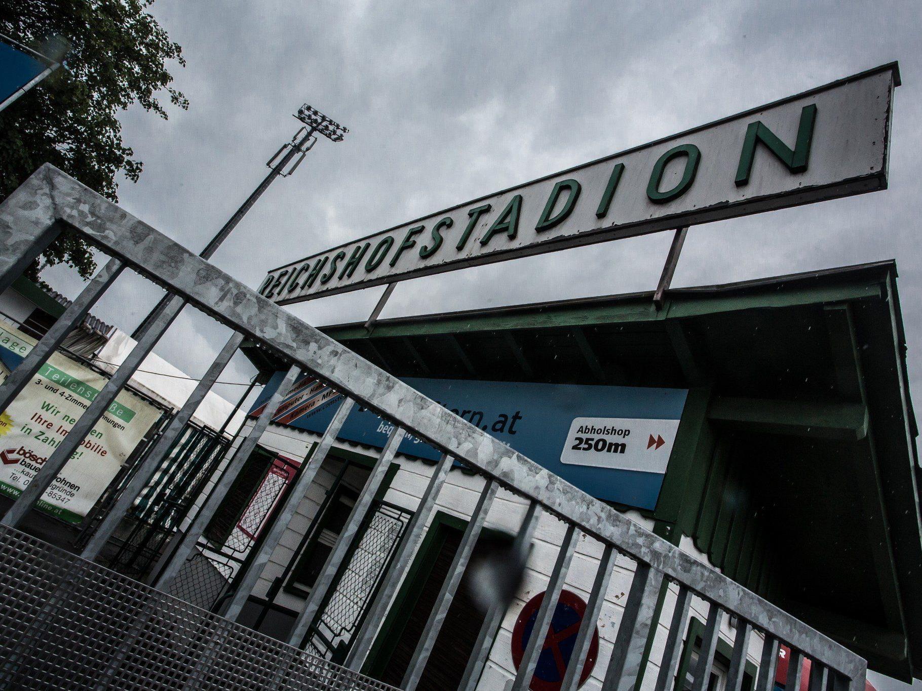 100 Jahre SC Austria Lustenau: Nach dem Spiel der Austria gegen 1860 München kam es zu Ausschreitungen.
