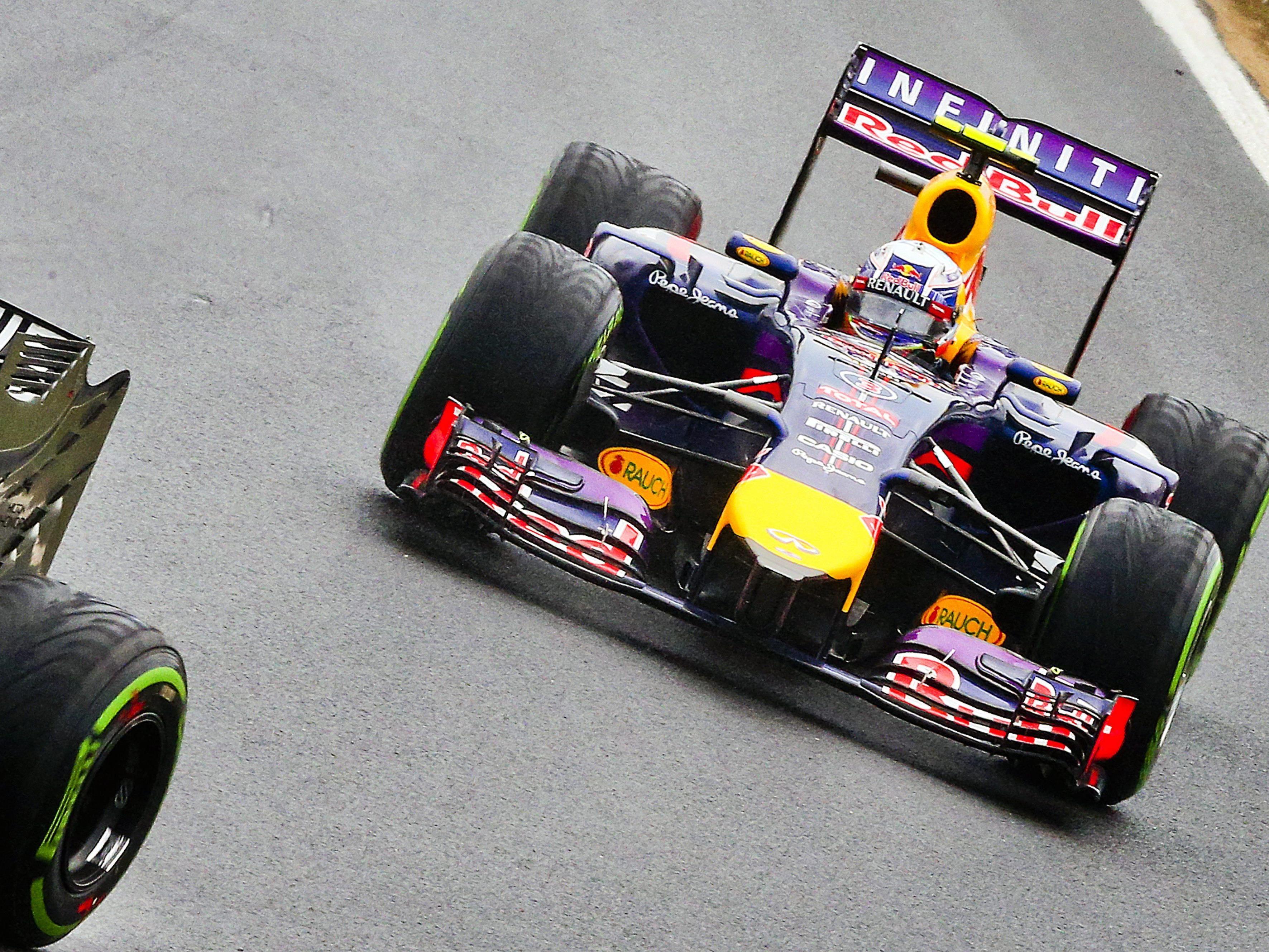 Ricciardo holt einen sensationellen Sieg im Grand Prix von Ungarn.