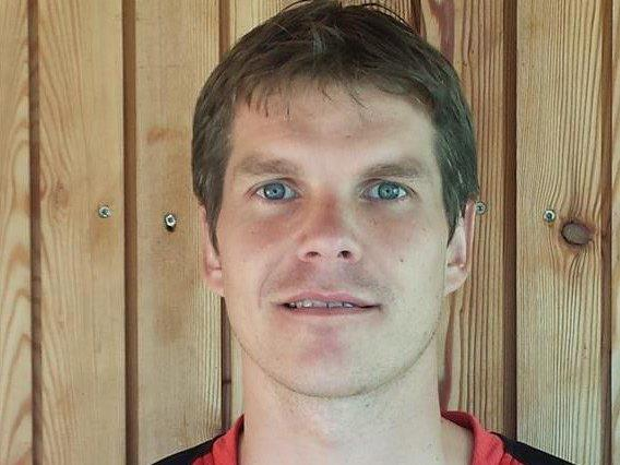 Neo-Trainer Roman Bickel.