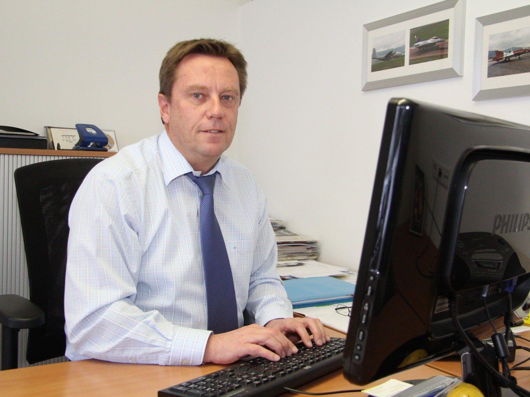 Finanzexperte Markus Salzgeber.