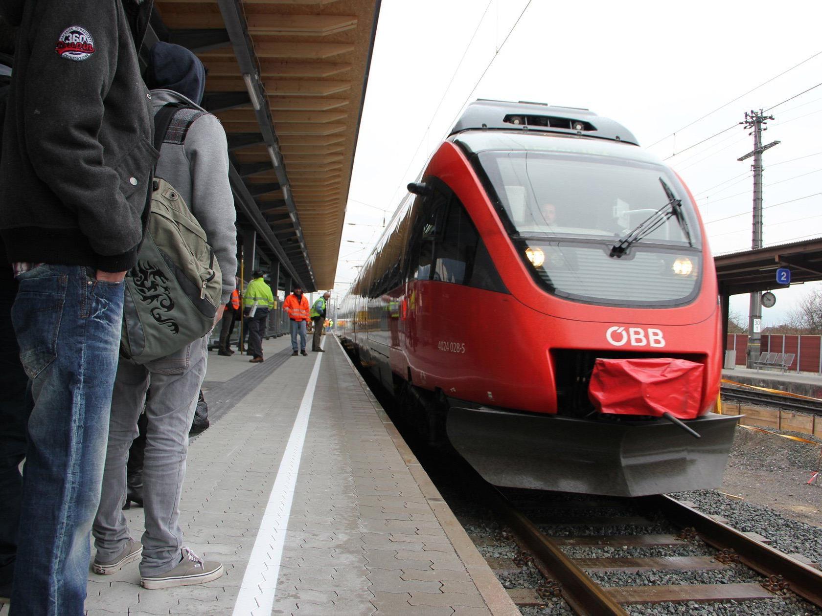 Die Passagierzahlen bei den Vorarlberger Öffis steigen.