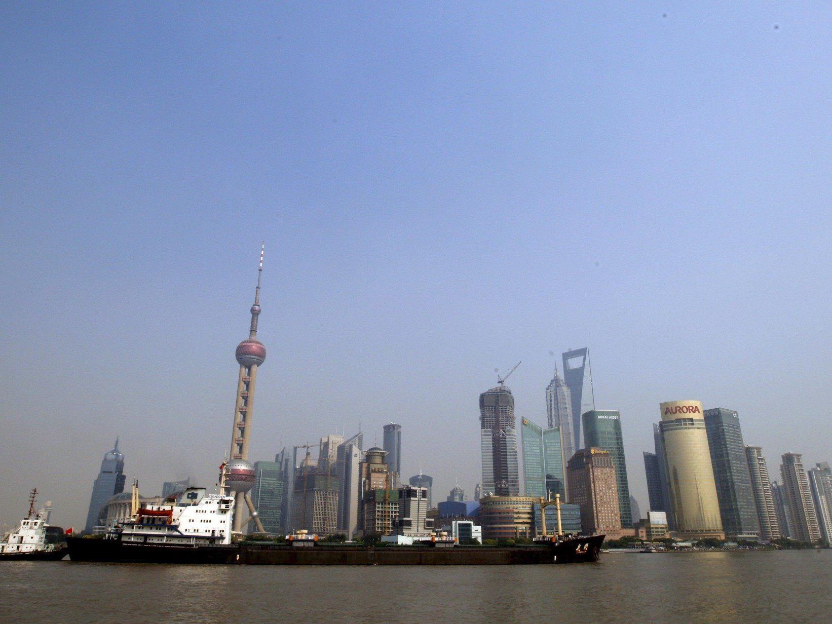 Sitz ist in Shanghai.