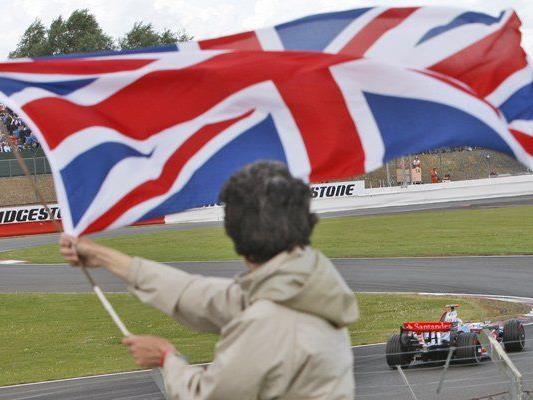 Der Grand Prix von Großbritannien ist das älteste Rennen im Formel-1-Kalender.