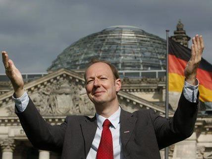 Satiriker Martin Sonneborn hat den Sprung ins EU-Parlament geschafft.