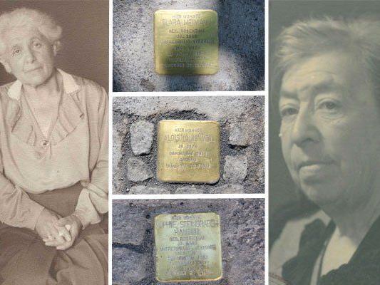 In drei Teilen berichten Hanno Loewy und VOL.AT über die Schicksale hinter den Stolpersteinen.