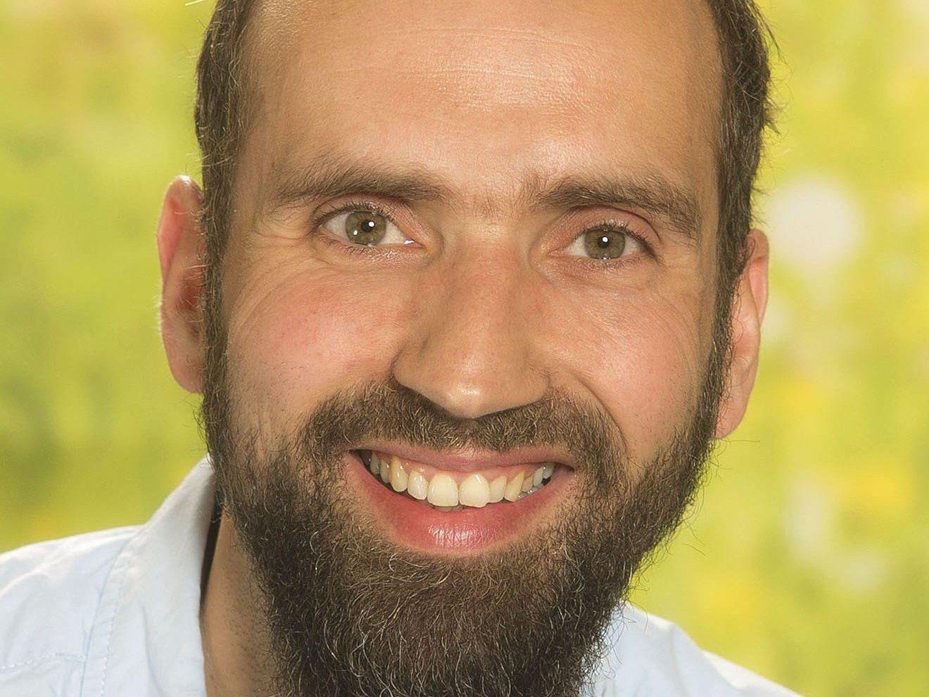 Bernd Marte aus Klaus wird am 1. September Direktor des SPZ.