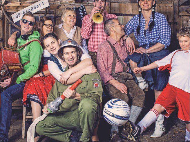 Von 18. bis 20. Juli findet das Bezirksfeuerwehrfest in Großdorf statt.