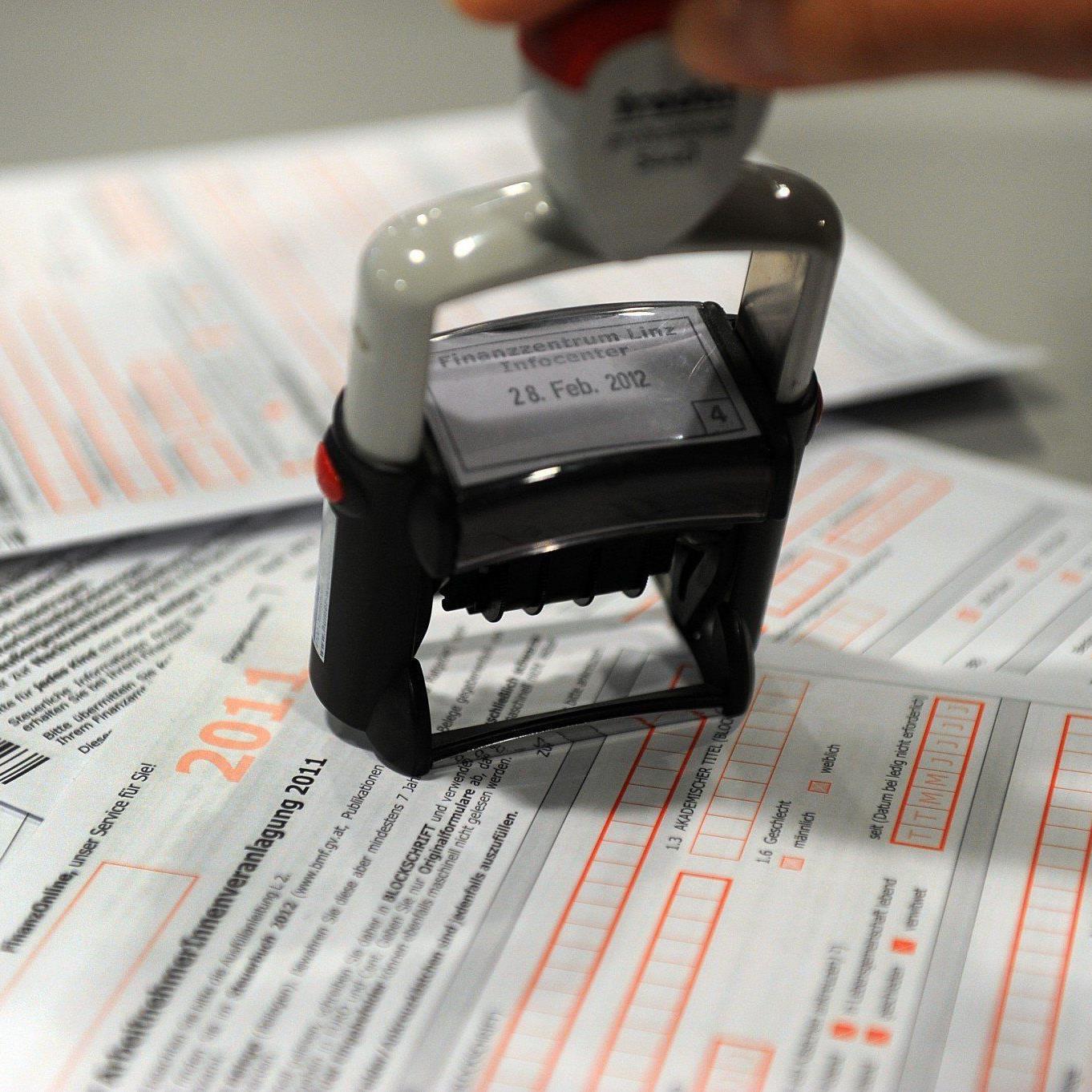 AK-Unterschriftenaktion für sofortige Lohnsteuersenkung - Rücklauf bis Ende Juni geringer als erwartet
