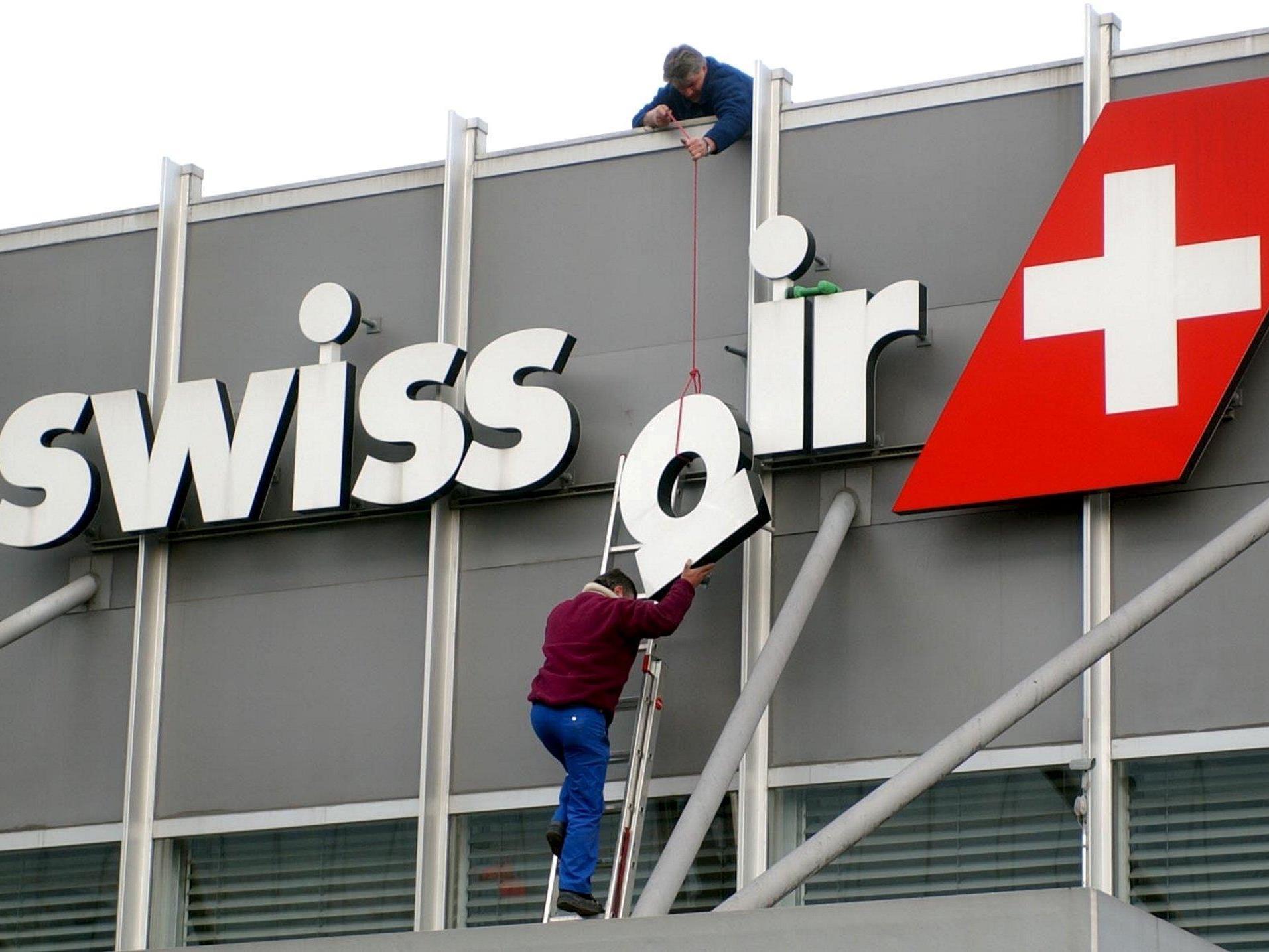 Grounding: Österreich-Niederlassung 13 Jahre nach Swissair-Debakel in Konkurs.