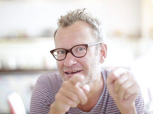Und das, obwohl Humor normalerweise nicht sticht: Tex Rubinowitz erhält den Ingeborg-Bachmann-Preis 2014.
